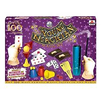 The Young Magician 100-Trick Magic Set