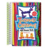 Twisted Critters the Pipe Cleaner Book by Klutz