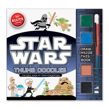 Star Wars Thumb Doodles Book by Klutz
