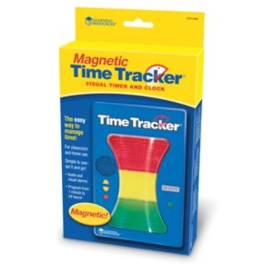 Learning Resources Magnetic Time Tracker