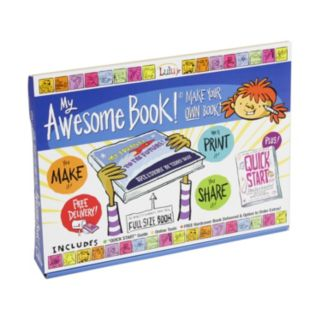 Lulu Jr. My Awesome Book - Make Your Own Book Kit