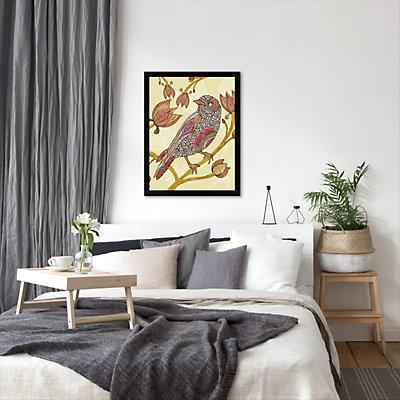 Americanflat ''Anais'' Bird Framed Wall Art