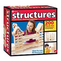 MindWare 200-pc. KEVA Structures Set