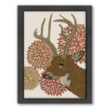 Americanflat ''Dear Deer'' Framed Wall Art