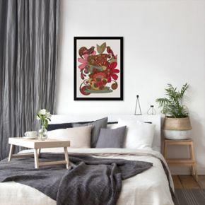 Americanflat ''Good Morning'' Framed Wall Art