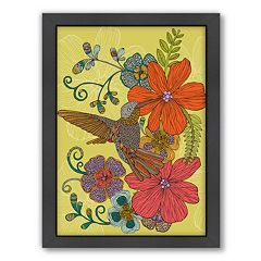 Americanflat ''Humming Heaven'' Framed Wall Art