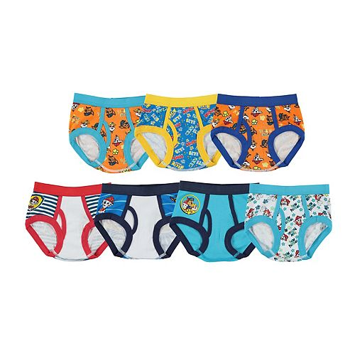 Paw Patrol 7-pk. Briefs - Toddler Boy