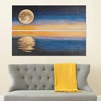 Safavieh 2 pc ''Moonscape'' Diptych Canvas Wall Art Set