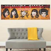 Safavieh 5 pc The Rolling Stones Canvas Wall Art Set