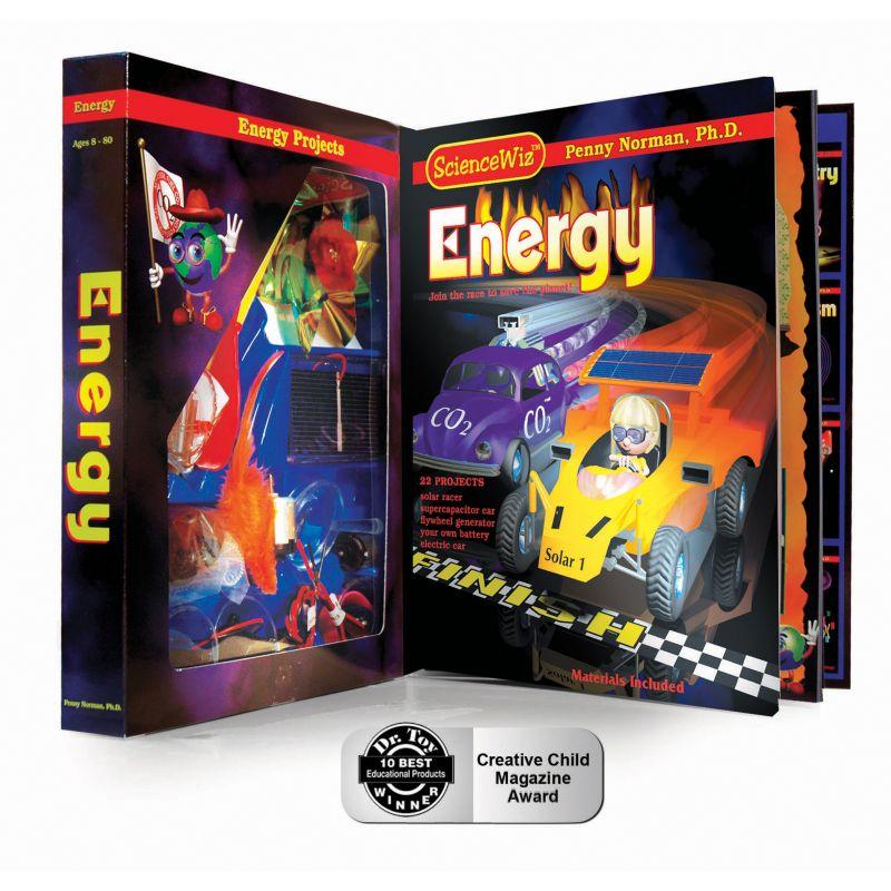 630227078058 UPC - Science Wiz / Energy Experiment Kit ...