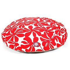 Majestic Pet Plantation Round Pet Bed - 36' x 36&quot