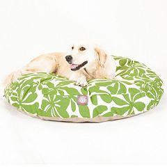 Majestic Pet Plantation Round Pet Bed - 42' x 42'