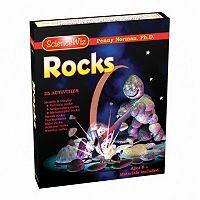 ScienceWiz Rocks Kit