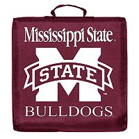Logo Brand Mississippi State Bulldogs Stadium Cushion