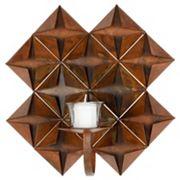 Safavieh Geometric Votive Sconce Candleholder