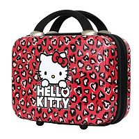 FAB New York Hello Kitty® Hearts Cosmetic Case