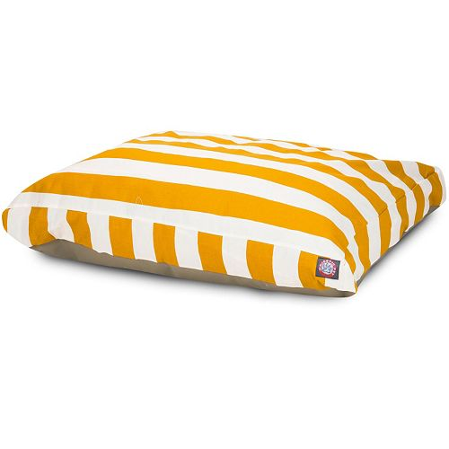 "Majestic Pet Striped Rectangular Pet Bed - 29"" x 36"""