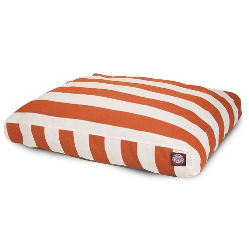 "Majestic Pet Striped Rectangular Pet Bed - 36"" x 44"""
