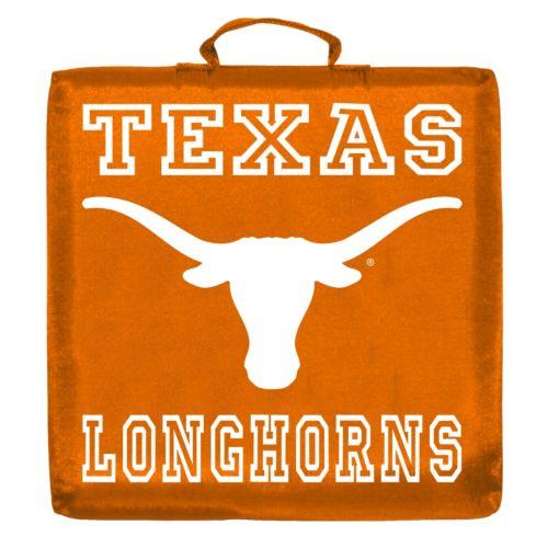 Logo Brand Texas Longhorns Stadium Cushion