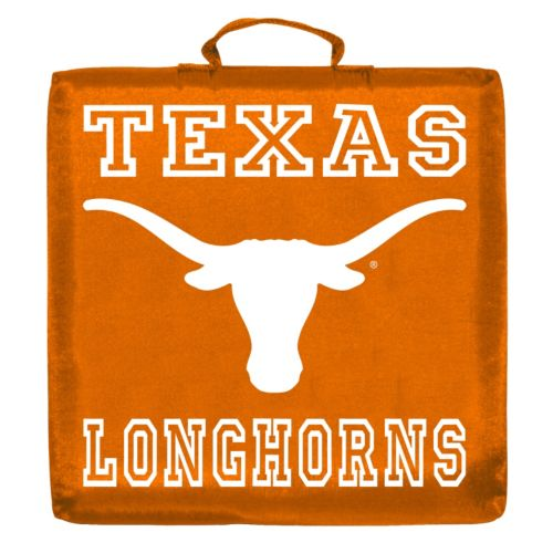 Logo Brand Texas Longhorns Stadium Cushion