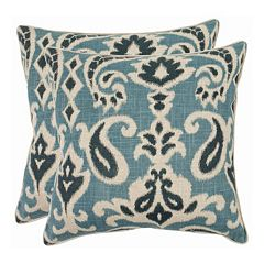 Dylan 2 pc 18'' x 18'' Throw Pillow Set