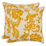 Aubrey 2-piece 18'' x 18'' Throw Pillow Set