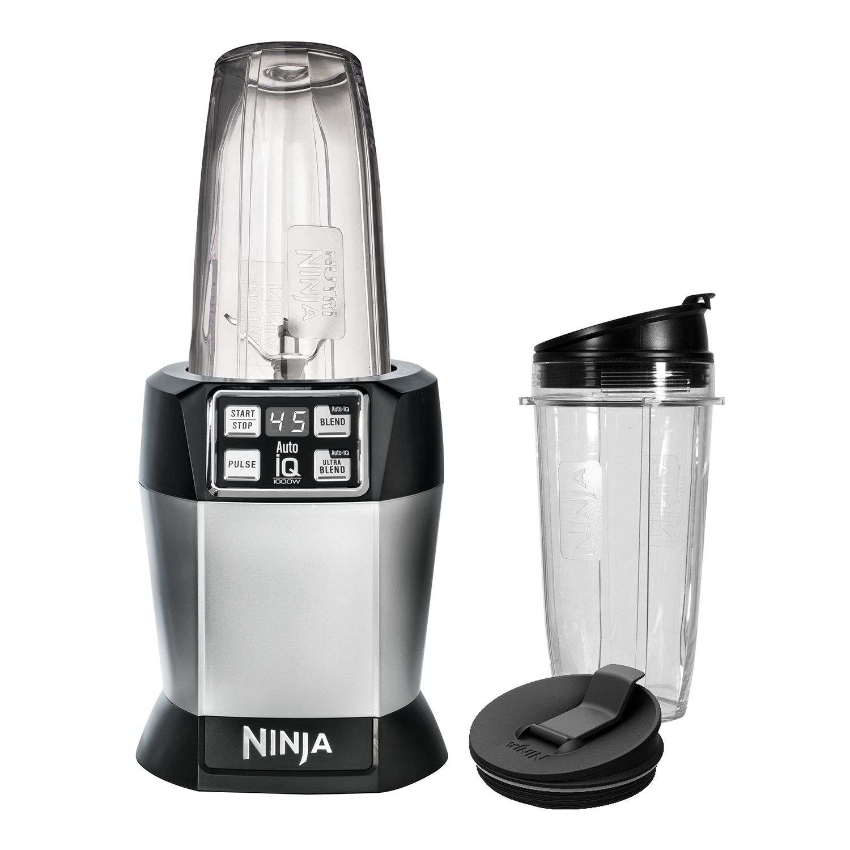 nutri ninja single blender with autoiq - Ninja Bullet Blender