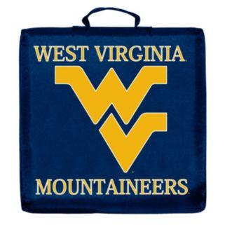 Logo Brand West Virginia Mountaineers Stadium Cushion