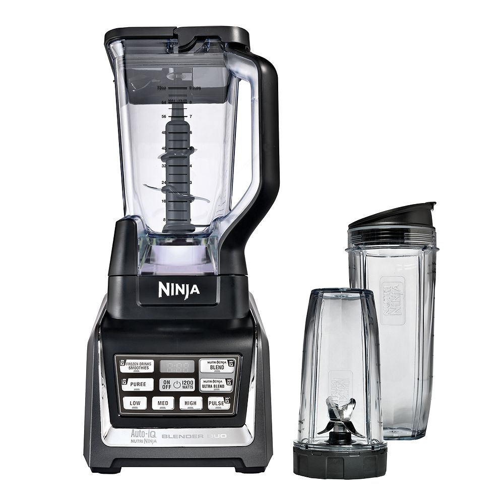 Uncategorized Ninja Kitchen Appliances ninja blenders juicers small appliances kitchen dining kohls nutri blender duo with auto