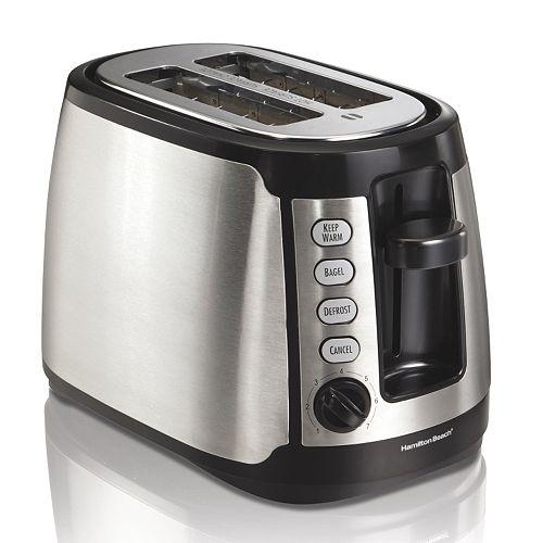 Hamilton Beach Keep Warm 2-Slice Toaster