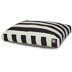 Majestic Pet Striped Rectangular Pet Bed - 42' x 50'
