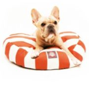 "Majestic Pet Striped Round Pet Bed - 30"" x 30&quot"