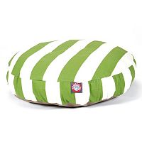 Majestic Pet Striped Round Pet Bed - 30
