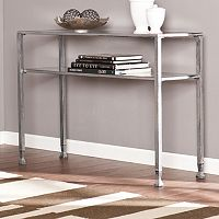 Southern Enterprises Two-Tiered Console Table