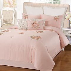 Rosetta 9 pc Bed Set