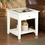 Southern Enterprises Prescott End Table