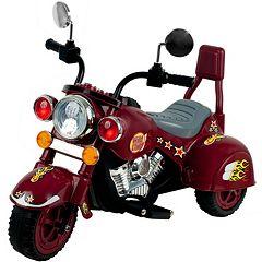 Lil' Rider Ride-On Three Wheeler Motorcycle