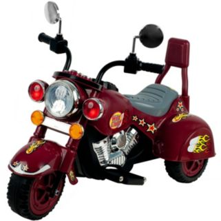 Lil' Rider Ride-On Three Wheeler Motorcycle