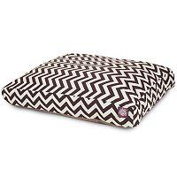 Majestic Pet Chevron Rectangular Pet Bed - 29'' x 36''