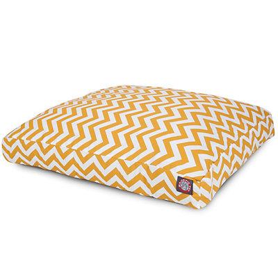 Majestic Pet Chevron Rectangular Pet Bed - 42'' x 50''