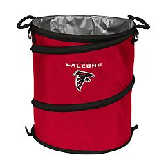 Logo Brand Atlanta Falcons Collapsible 3-in-1 Trashcan Cooler
