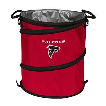 Logo Brand Atlanta Falcons Collapsible 3-in-1 Trashcan Cooler