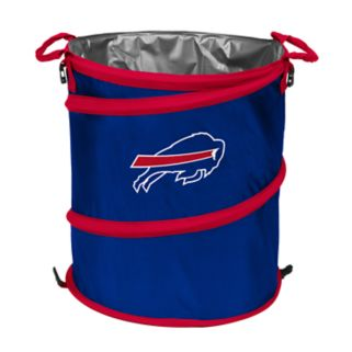 Logo Brand Buffalo Bills Collapsible 3-in-1 Trashcan Cooler