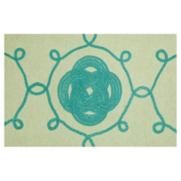 Liora Manne Visions III Ornamental Knot Doormat - 20'' x 29 1/2''