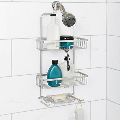 Zenna Home NeverRust Shower Caddy