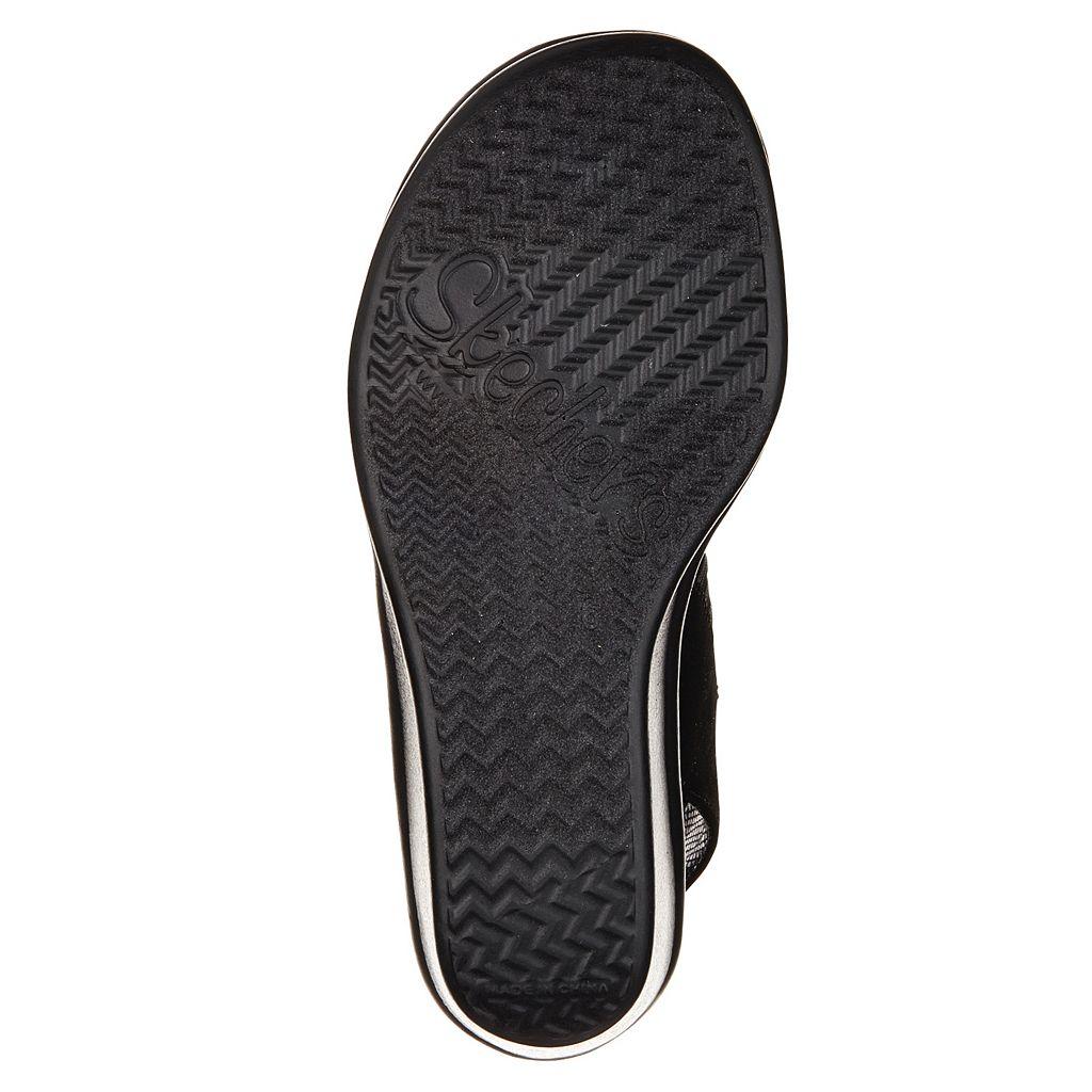 Skechers Rumblers Sci Fi Women's Wedge Sandals