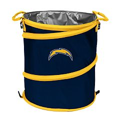 Logo Brand San Diego Chargers Collapsible 3-in-1 Trashcan Cooler