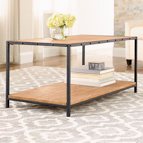Clayton Coffee Table: SONOMA Goods For Life™ Clayton Coffee Table