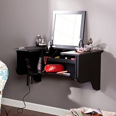 Southern Enterprises Vanity Wall Shelf