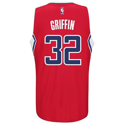Men s adidas Los Angeles Clippers Blake Griffin Swingman NBA Replica Jersey df34cce32